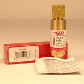 Затвор предохранительный (горючий газ) SP34/FR34 GCE арт. 0762241