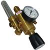 Газосберегающий двухступенчатый редуктор с ротаметром для аргона и углекислоты ECO SAVER GCE арт. 9615610
