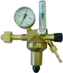 Редуктор аргоновый с ротаметром DINFLOW Control N1 3-30 GCE арт. ARV0059