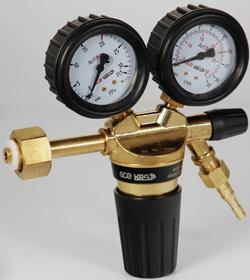 Регулятор аргоновый BASE CONTROL AR/CO2 GCE KRASS арт. 2117504