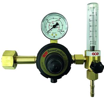 Регулятор с ротаметром для аргона и углекислоты Base Control арт. 0870460