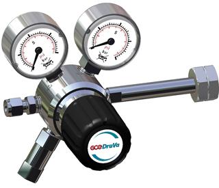 Редуктор для чистых газов FMD 320-14