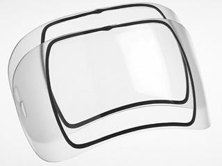 Внешние защитные стекла к маскам Оптрель серии e600
