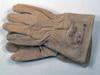 Перчатки спилковые с подкладкой
