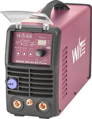 Сварочный инвертор для TIG сварки WEGA-200 AC/DC PULSE