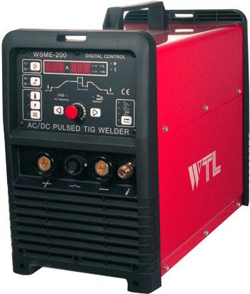 Сварочный инвертор WSME-200 AC/DC TIG Pulse