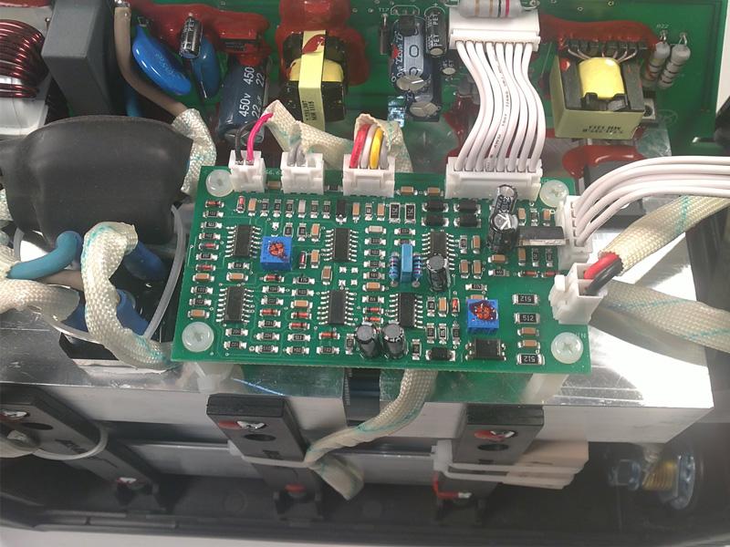 Плата управления инвертора TM-1600
